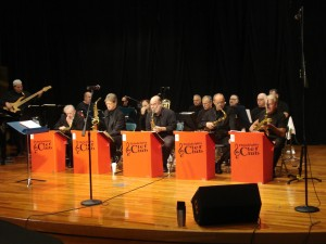 Clef Club Community Big Band